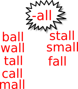 All Power Words Sign Clip Art