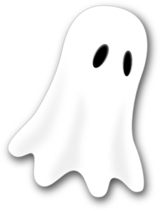 Ghost Clip Art at Clker.com - vector clip art online, royalty free ...