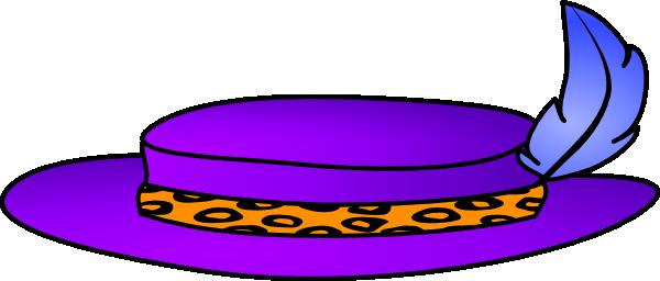 Flat Hat Clip Art At Clker Com Vector Clip Art Online