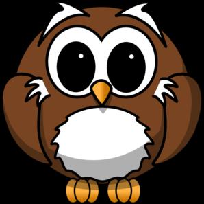 Innocent Owl Clip Art at Clker.com - vector clip art ...