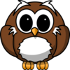 Innocent Owl Clip Art