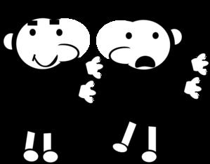 Dancing Kids Clip Art at Clker.com - vector clip art online ...