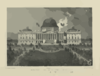 Elevation Of The Eastern Front Of The Capitol Of The United States  / Drawn By Wm. A. Pratt, Rural Architt. & Surveyor ; Printed By P.s. Duval, Philada. ; Lithographed By Chas. Fenderich, Washn. City. Clip Art