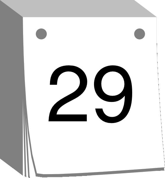 Clip Art Calendar July : Th clip art at clker vector online
