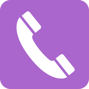 Phone Purple Press Clip Art