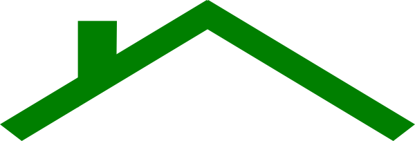 free house roof clip art - photo #48