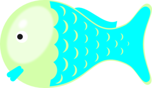 Greenbluefish Clip Art