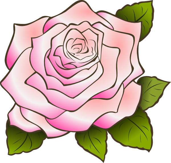 red roses clipart - photo #37