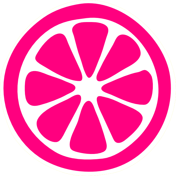 Pink Lemonade Slice Clip Art at Clker.com - vector clip ... Pink Lemonade Png