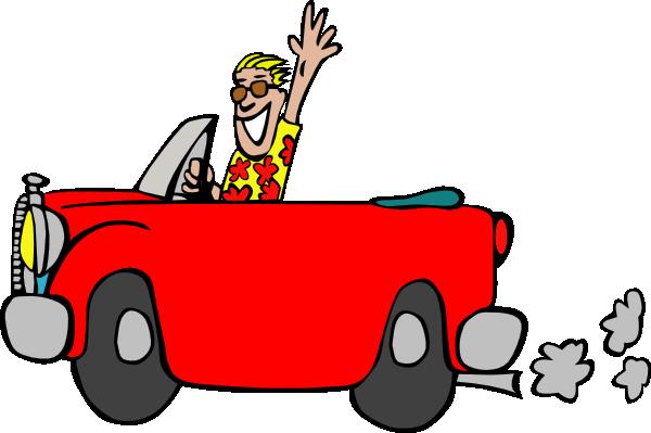 Red Car Clip Art At Clker Com Vector Clip Art Online