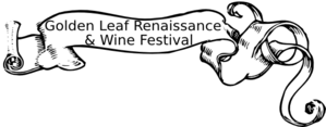 Golden Leaf Renaissance Clip Art
