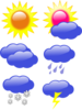 Weather Board Clip Art