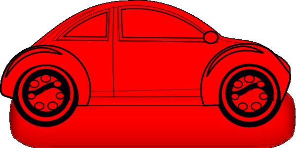red car clip art at clkercom vector clip art online