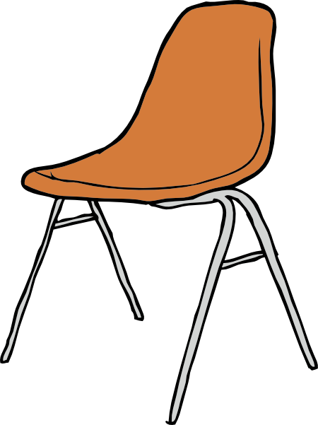 Chair Clip Art at Clker.com - vector clip art online, royalty free ...