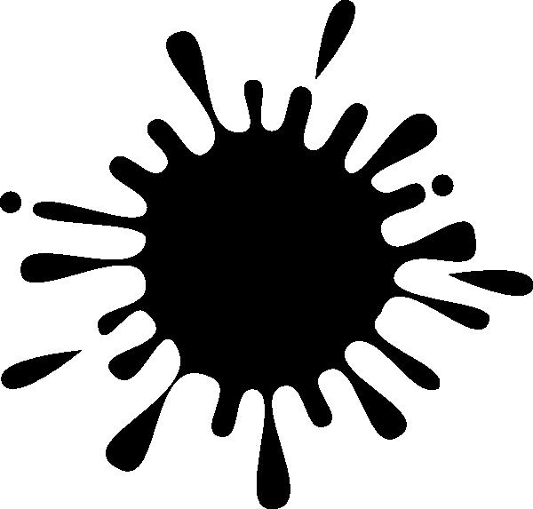 ink splash clip art at clker com vector clip art online royalty rh clker com paint splatter vector free download illustrator paint splatter vector free download illustrator