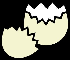 cracked egg clip art at clker com vector clip art online royalty rh clker com clip art egg in nest clip art egypt