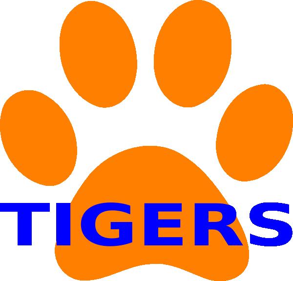 tiger print clip art - photo #8