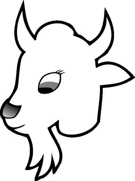 clip art goat pictures - photo #47