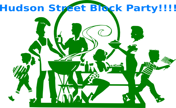 Hudson Street Block Pa...
