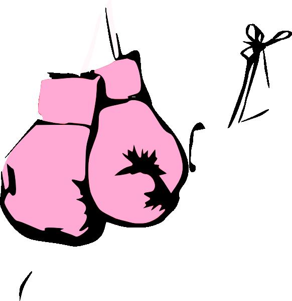 pink boxing gloves clip art at clker com vector clip art online rh clker com boxing gloves clip art images boxing gloves clipart illustrations