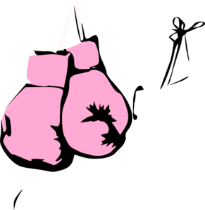 pink boxing gloves clip art at clker com vector clip art online rh clker com  pink boxing gloves clip art