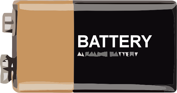 Batteries Clipart
