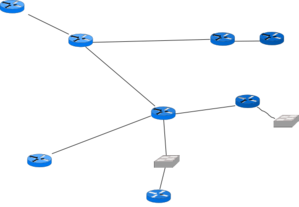 Cd Multicast Clip Art