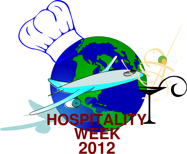 Hospitality Week Clip Art at Clker.com - vector clip art ...