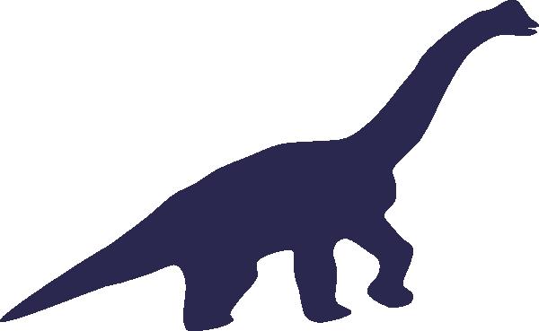 dinosaur clip art outline - photo #33