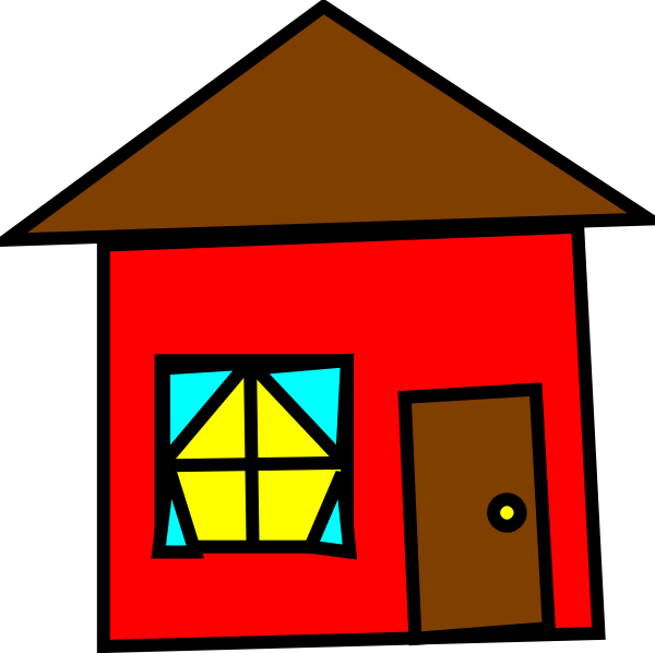 Home sweet home clip art at vector clip art for Home img