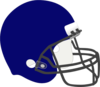 Navy Football Helmet Clip Art