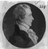 [james Breckinridge, Head-and-shoulders Portrait, Right Profile] Clip Art
