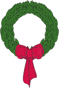 Wreath 4 Clip Art