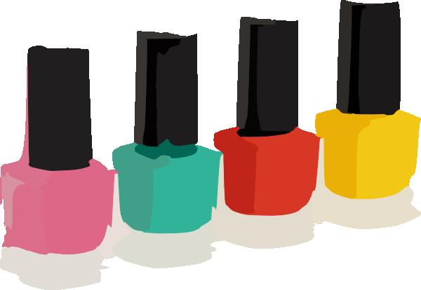 Nail Polish Colors Clip Art At Clker Vector Clip Art Online