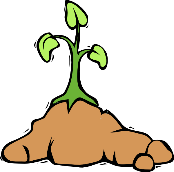 Dirt Clip Art at Clker.com - vector clip art online, royalty free ...