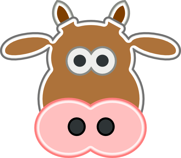clipart cow pictures - photo #49