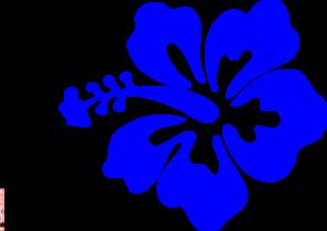 hibiscus flower clip art at clker com vector clip art online rh clker com Plumeria Flower Clip Art blue hibiscus flower clipart