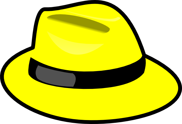 yellow hard hat clipart - photo #34