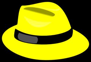 yellow hat clip art at clker com vector clip art online royalty rh clker com clipart yellow apple flowers clipart yellow