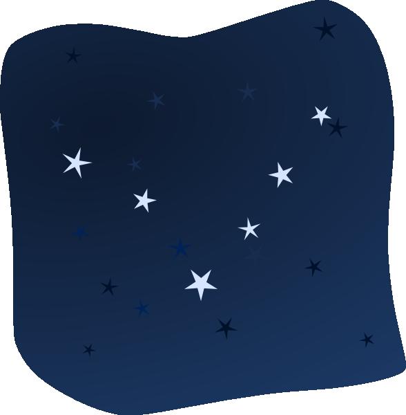 night stars clip art at clker com vector clip art online rh clker com night sky stars clipart nighttime sky clipart