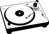 turntables clip art free clip art amp vector art at clker