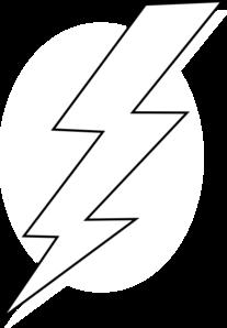 lightning bolt coloring page - lightning bolt clip art at vector clip art