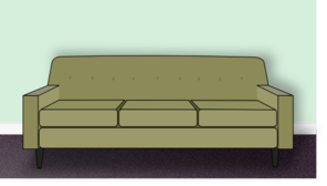 Couch Clip Art