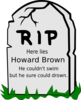 Howard Brown Clip Art