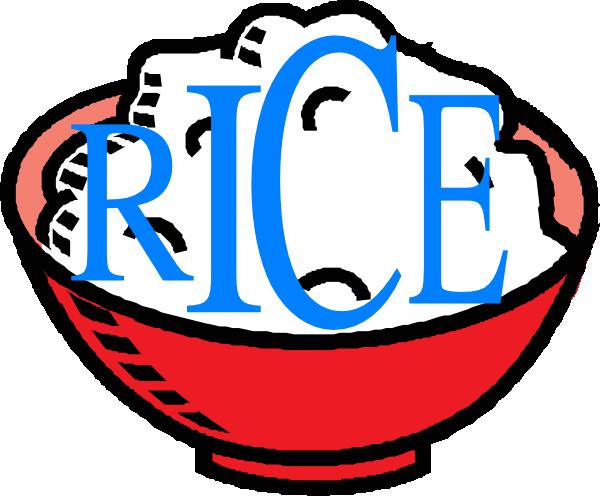rice clip art at clker com vector clip art online Condiments Clip Art Covered Dish Clip Art