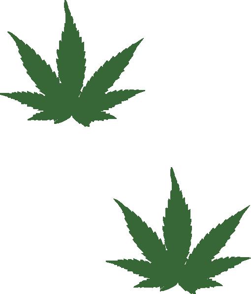 how to draw pot leaf cartoon