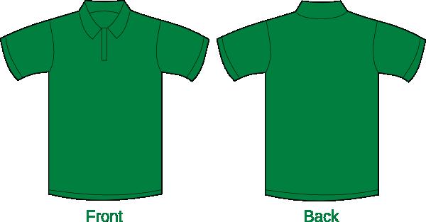Polo Shirt Clip Art At Clker Com Vector Clip Art Online