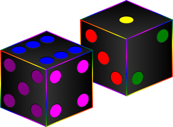 Print and Assemble Your Bedroom Dice