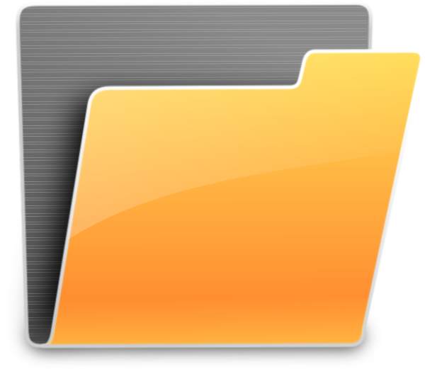 free clipart folder icon - photo #3