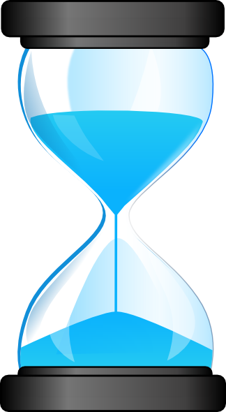 Sanduhr icon png  Hourglass Clip Art at Clker.com - vector clip art online, royalty ...